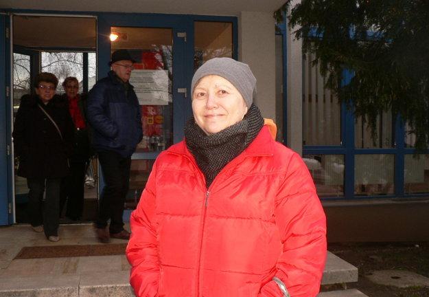 Alena Malenčíková.