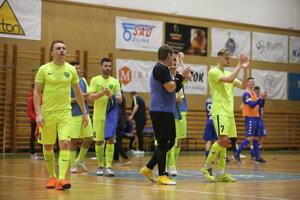 Pre futsalistov MŠK sa premiérová sezóna končí voštvrťfinále.