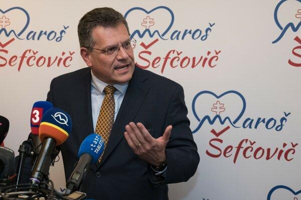Maroš Šefčovič.