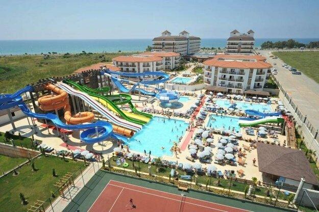 HotelEftalia Aqua Resort 5*