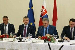 Vláda počas zasadnutia v Gelnici riešila aj Švedlár.