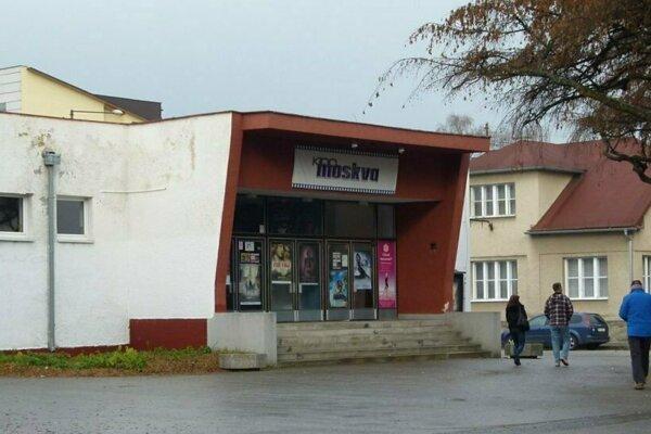 Martinské Kino Moskva.