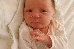 Adelka Staňová (3370 g a 49 cm) sa narodila 28. februára Gabriele a Radoslavovi z Hornej Poruby. Tešia sa aj bratia Samuel, Adam, Jakub a Michal.