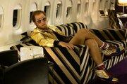 Tarona Egertona si vybral Elton John sám.