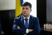 Volodymyr Zelenskyj, prezident Ukrajiny.