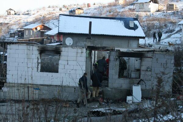 V zhorenom dome vyhaslo päť životov.