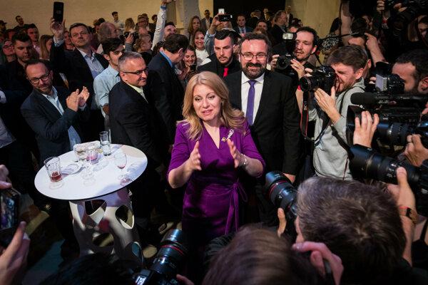 Peter Konečný stál počas kampane väčšinou v úzadí.