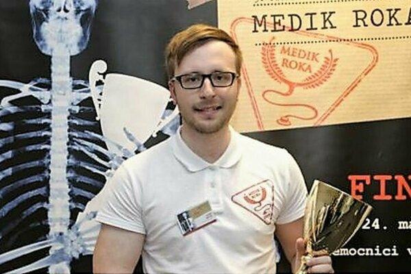Medikom roka 2019 sa stal Lukáš Weiss.
