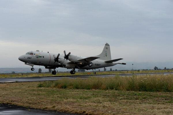 Pozorovacie lietadlo P-3 Orion.