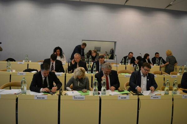 Rozpočet Prešova bol zvýšený.