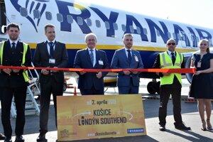 Košice majú od utorka už dve pravidelné letecké spojenia s Londýnom.