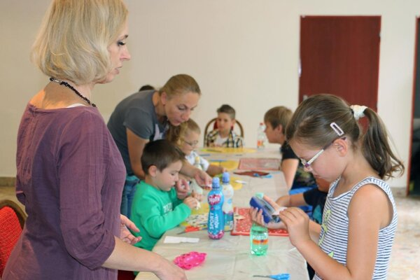 Deti odhaľovali v Hornonitrianskom múzeu rôzne záhady.