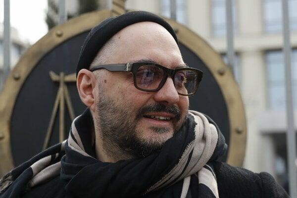 Režisér Kirill Serebrennikov.