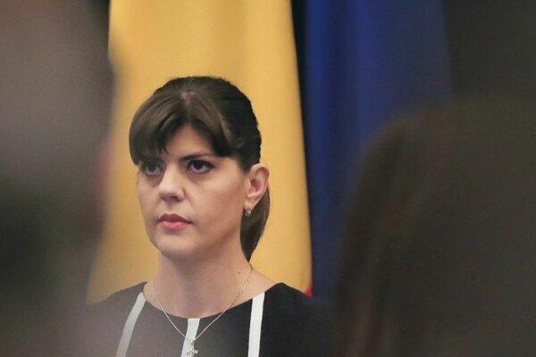 Laura Codrutová Kövesiová