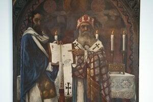 Vierozvestcovia mali vo Veľkej Morave hlavne náboženské poslanie.