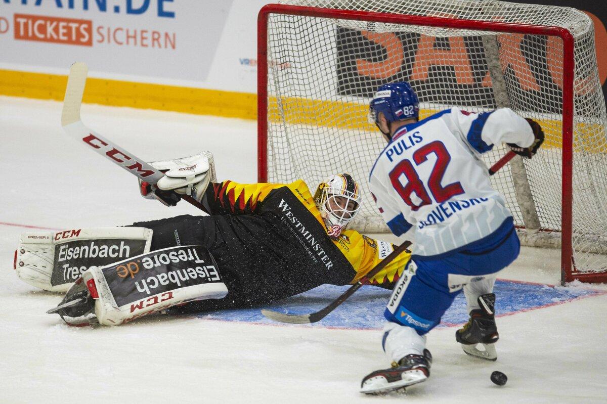 694b7d883bfd3 ONLINE: Nemecko - Slovensko (hokej, LIVE, 1. prípravný zápas ...