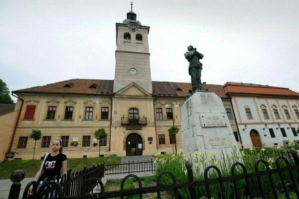 Banícke múzeum v Gelnici.