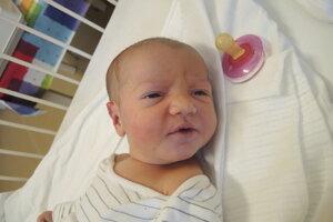 Tamara Rácová (3660 g, 50 cm) sa narodila 3. apríla Jane a Martinovi z Nového Mesta nad Váhom.