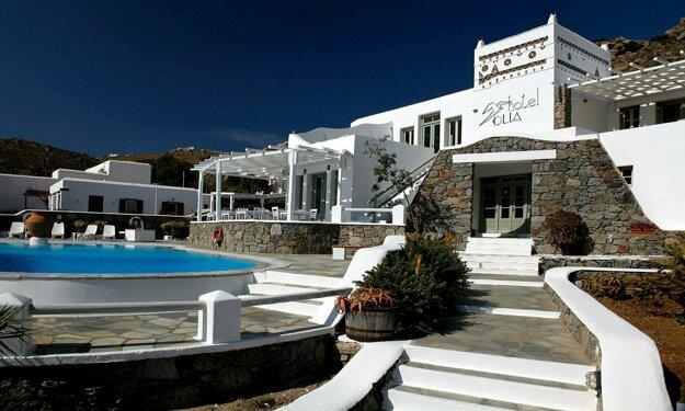 HotelOlia Hotel 3*