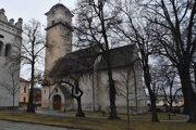 Kostol svätého Egídia v Poprade.
