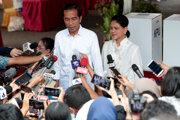 Indonézsky prezident Joko Widodo.