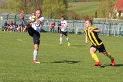 V zápase Rosiny s Rajcom padol jediný gól, tešili sa z neho domáci.