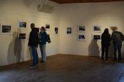 Aktuálna výstava v Bebekovej veži na Fiľakovskom hrade.