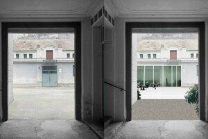 Budova bývalých stajní sa má zmeniť na priestor, kde sa akademická obec prepojí s verejnosťou