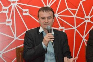 Branislav Zacharides, primátor Vrútok.