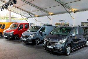 Renault úžitkové vozidlá