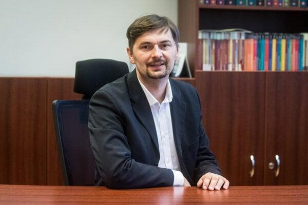 Marián Miškanin na fotografii z roku 2017.