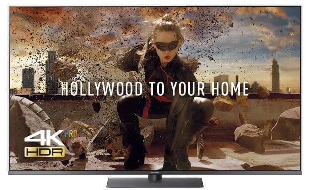 ee643a8b3 Tento televízor odporúčame pre náročnejšieho diváka, ktorý si hľadá dobrý  4K televízor do väčšej obývacej izby. Panasonic sme vybrali v jeho  65-palcovej ...