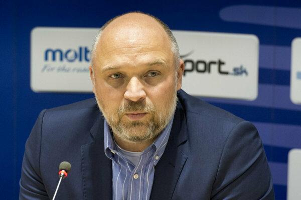 Prezident SZH Jaroslav Holeša.