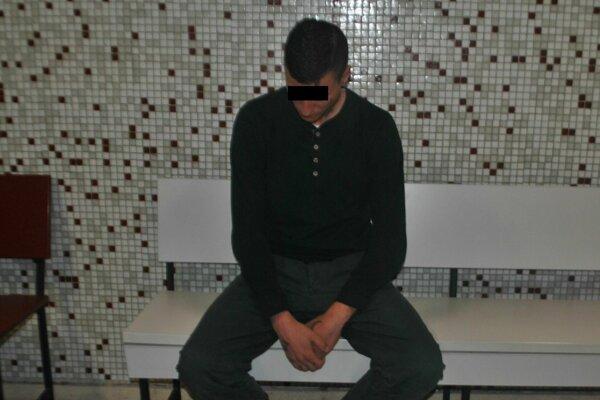 Nafúkal vyše dve promile, na súde čakal na svoj trest.