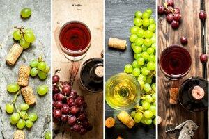 Korková zátka vínu pristane. Možno ju však nahradiť aj plastom či hliníkom.