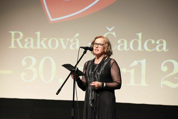 divadelná režisérka Eva Matysová