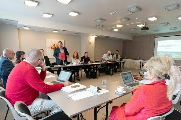 Valné zhromaždenie Smart Cities klubu