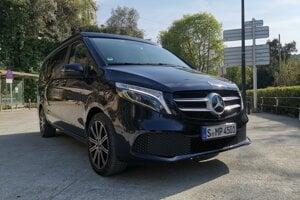 Mercedes-Benz triedy V  Marco Polo po facelifte