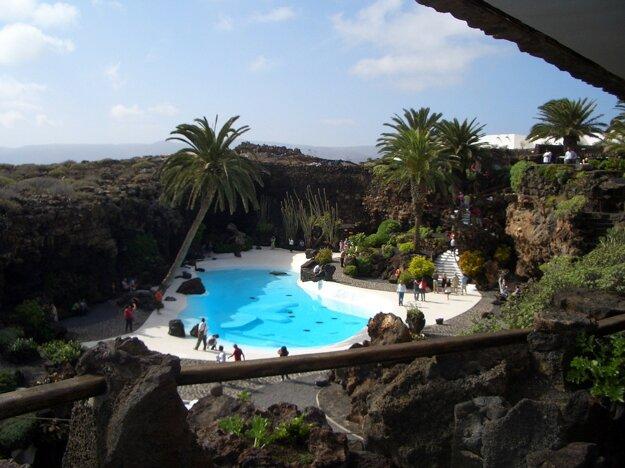 Jameos Del Aqua, Lanzarote