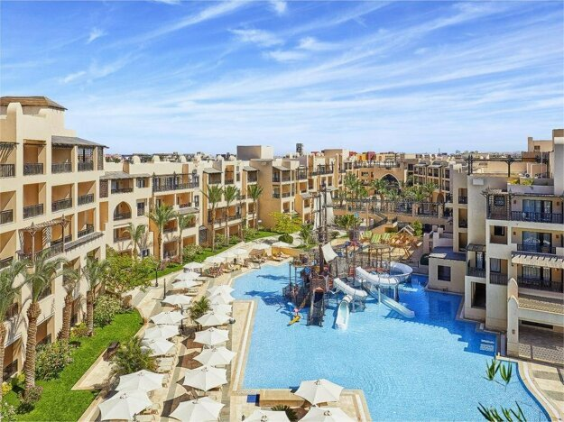 Hotel STEIGENBERGER AQUA MAGIC 5*, Egypt