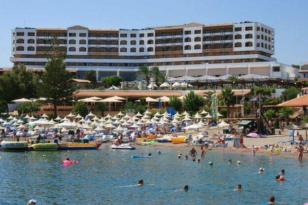HotelAMILIA MARE BEACH RESORT 5*, Grécko, Rhodos