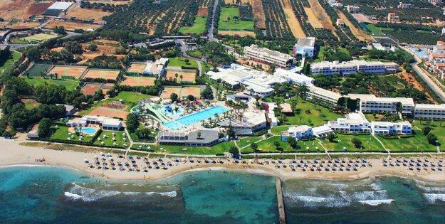 HotelLYTTOS BEACH 4*, Grécko, Kréta