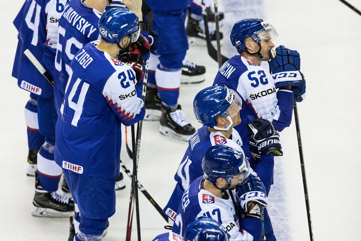4dffec4a298cf ONLINE: Slovensko - Fínsko (MS v hokeji 2019, LIVE) - Šport SME