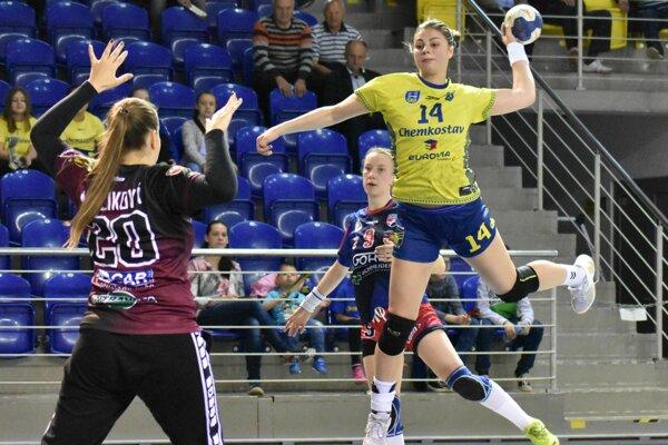 Finálová séria medzi Michalovcami a Prešovom je zatiaľ jasne v réžii Iuventy.