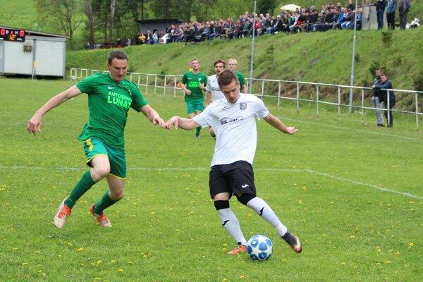 Zápas Pribiša a Dlhej ponúkol skvelý ofenzívny futbal.