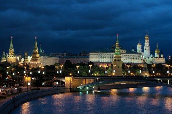 Moskva (ilustračné foto).