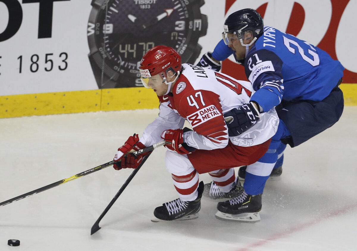 081fd7ef3c7ce ONLINE: Fínsko - Dánsko (MS v hokeji 2019, LIVE) - Šport SME