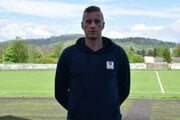 Martin Gavlák, brankár A mužstva FK Čadca.