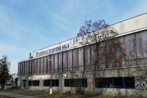 Mestská športová hala v Trnave
