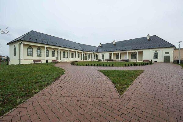 Kúria v Bučanoch je zatvorená.